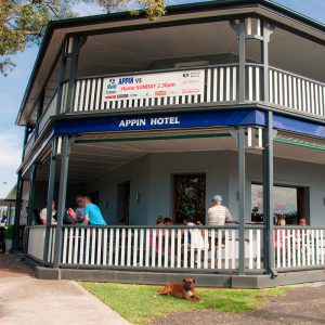 About Appin Hotel